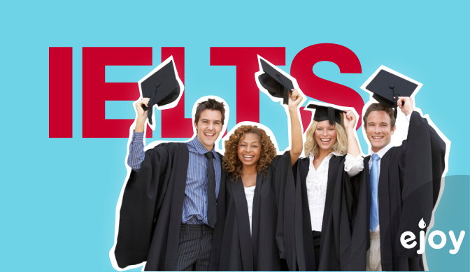 English for IELTS preparation