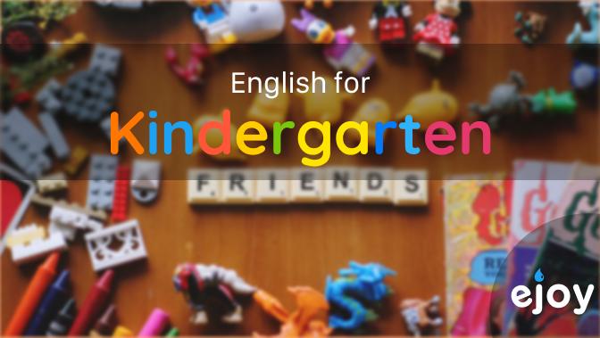 Young learner - Kindergarten