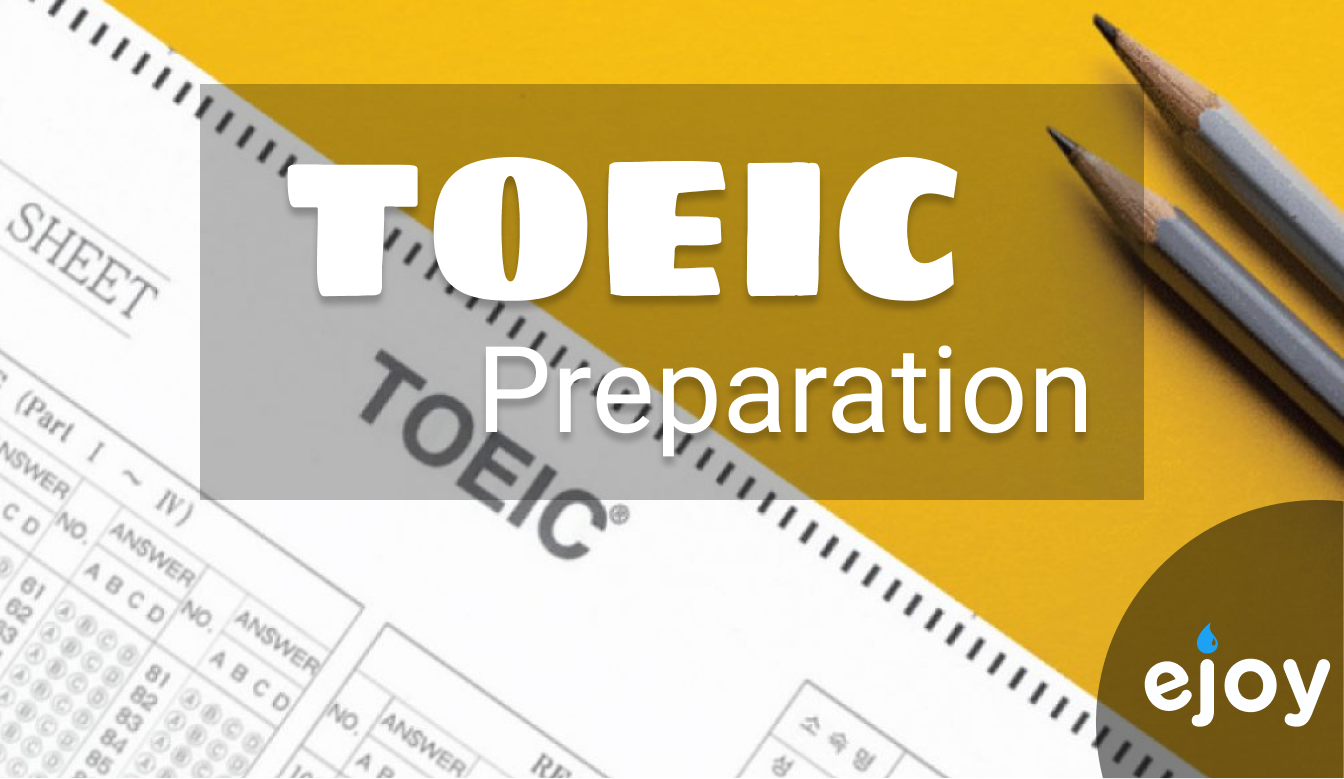 English for TOEIC preparation