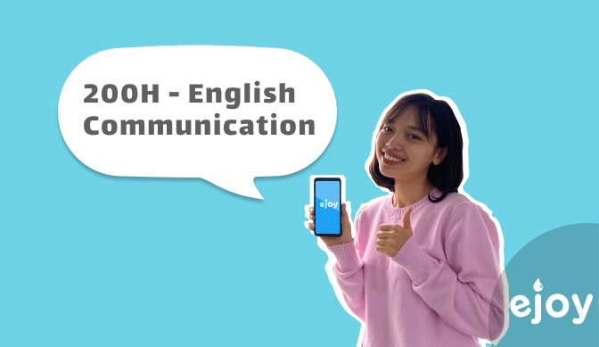 200h English Communication - Higher Beginner