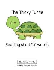 Unit 8 - Tricky Turtle