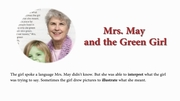 Unit 19 - Mrs. May and the Green Girl