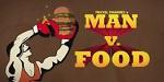 Man Versus Food: The Burger Challenge
