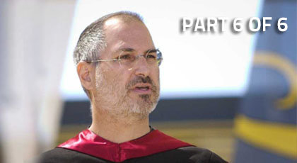 Steve Jobs' Stanford Commencement Address