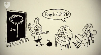 The History of English: The English of Science