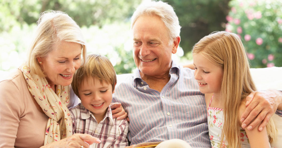 Ideas for Grandparents Day