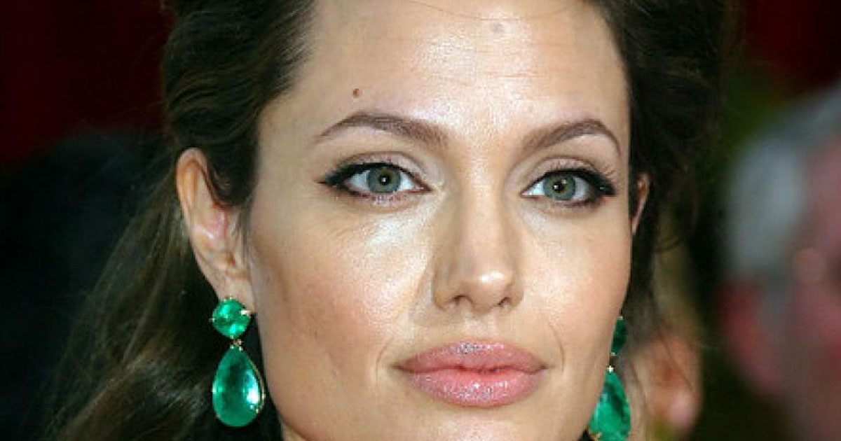 Angelina Jolie: The Most Powerful Actress