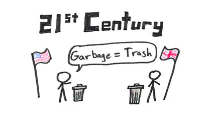 Trash vs. Garbage