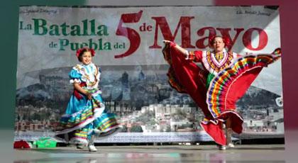 Celebrating Cinco de Mayo