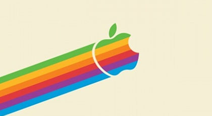 The Story Behind Apple's Logo
