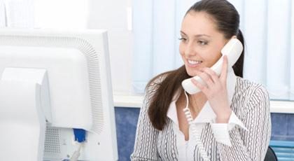 Taking Phone Calls