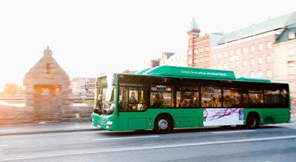 Public Transport Bookings