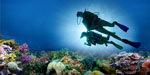 Starting an Open Water Dive