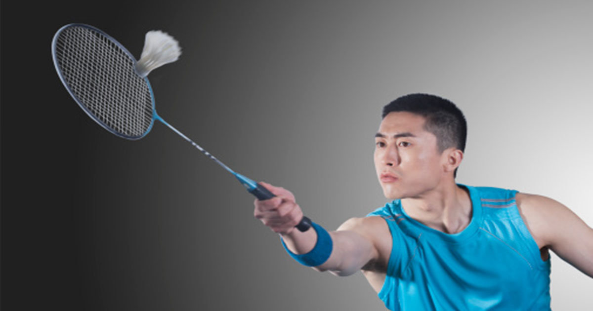 Badminton Training Drill
