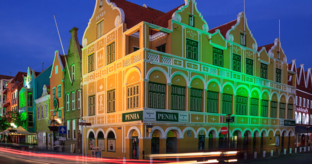 The Beauty of Curacao