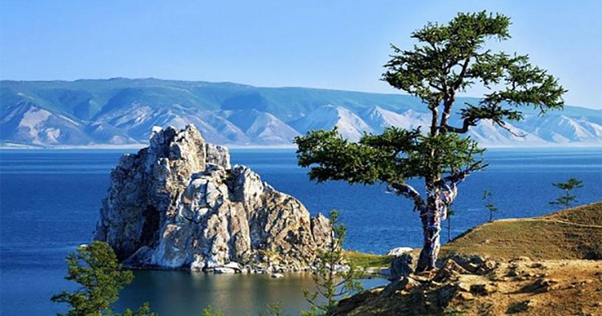Russia's Lake Baikal