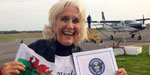 The Oldest Woman Skydiver