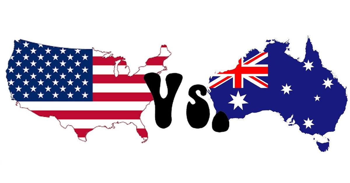 Australian vs American English