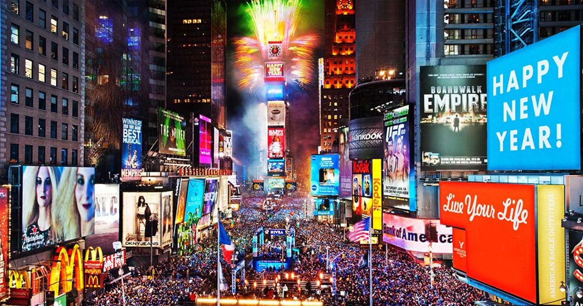 Amazing Cities for Celebrating the New Year