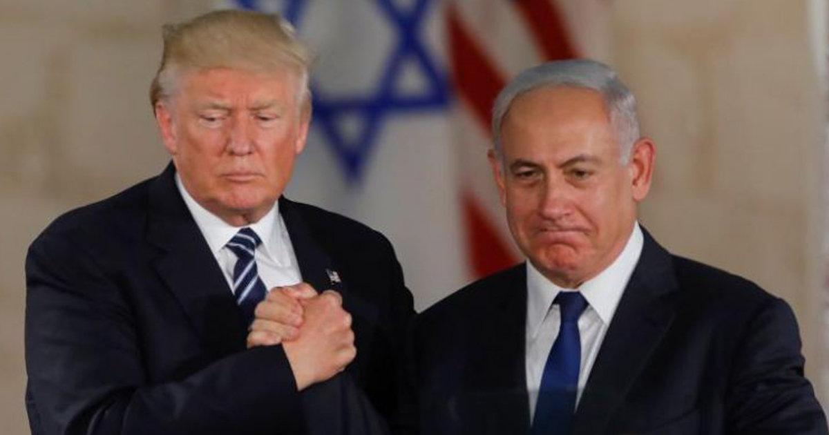 Daily News: US Recognizes Israeli Sovereignty Over Golan Heights
