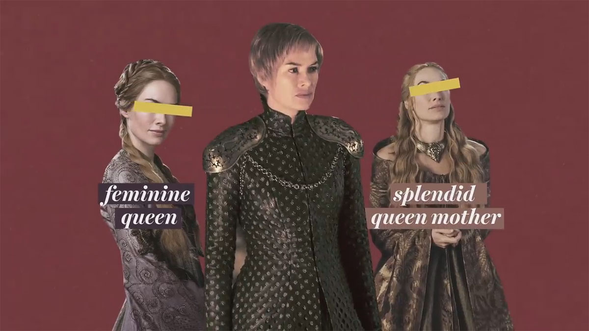Game of Thrones Uses Costumes to Show Power
