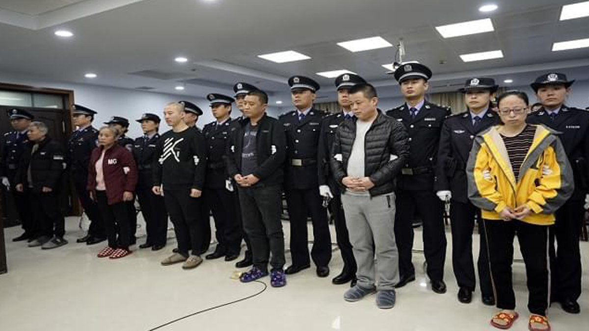 Daily News: China Sentences Drug Traffickers to Death