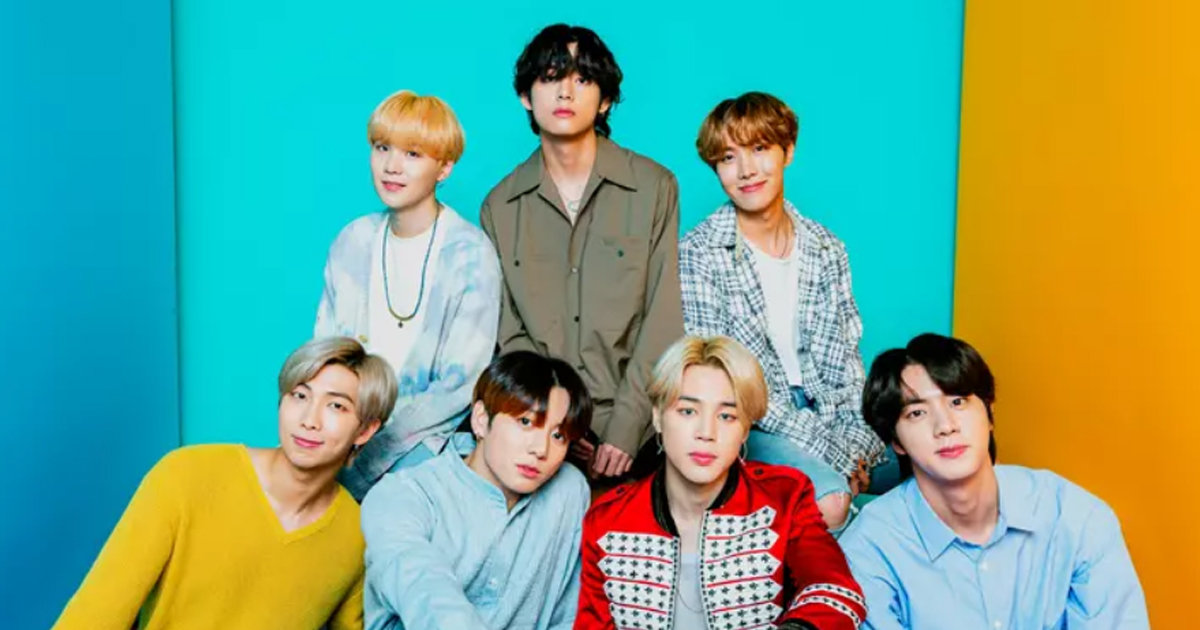 BTS Makes a Lot of Money for South Korea