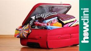 12 Travel Packing Tips: Howdini Hacks